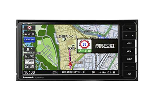 Panasonic (パナソニック) カーナビ ストラーダ フルセグ/VICS WIDE/SD/CD/DVD/USB/Bluetooth 7V型ワイド CN-RE05WD B07GSW4BBV 1枚目