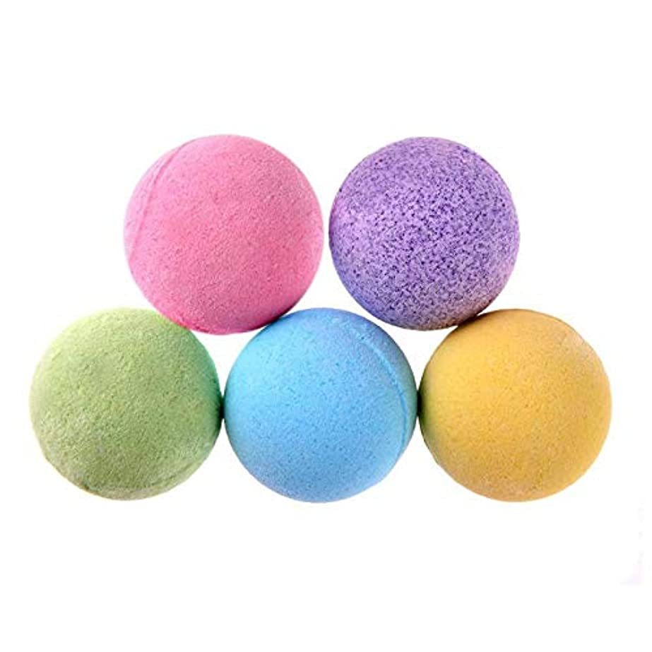 ベーリング海峡驚かす意識的Hot 10pc 10g Organic Bath Salt Body Essential Oil Bath Ball Natural Bubble Bath Bombs Ball Rose/Green tea/Lavender...