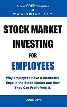 Stock Market Investing for Employees by [Vats, Vibhu]