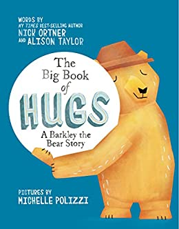 The Big Book of Hugs by [Ortner, Nick, Taylor, Alison]