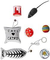 Kole Imports Cat Toys Set [並行輸入品]
