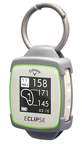 Callaway Eclipse Golf GPS, White