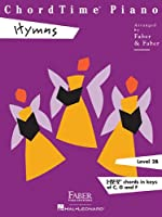 ChordTime Piano Hymns: Level 2B : I-IV-V7 Chords in Keys of C, G, and F
