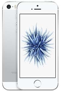 Apple iPhone SE SIMフリー 4インチ 【64GB シルバー】 国内SIMフリー版 2016 MLM72J/A