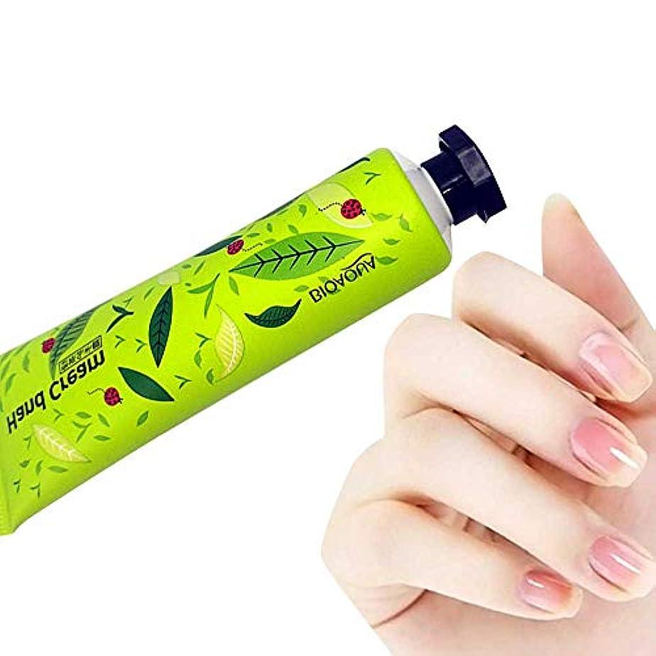 雑品先のことを考える合体ハンドクリーム Akane BIOAOUA 植物エキス 潤う 保湿 水分補給 香り 手荒れを防ぐ 無添加 天然 乾燥肌用 自然 肌荒れ予防 Hand Cream