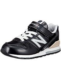 [ニューバランス] キッズシューズ YV996 17~24cm 運動靴 通学履き 男の子 女の子 29_エナメルブラック(GBK) 18 cm