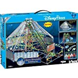 Disney (ディズニー) Store Deluxe K-Nex Space Mountain Motorized Building Set Roller Coaster ブロック おもちゃ (並行輸入)