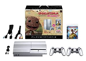 PLAYSTATION 3(80GB)  リトルビッグプラネット ドリームボックス サテンシルバー【メーカー生産終了】