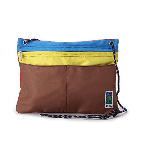 (コルテラルゴ) CorteLargo MEIサコッシュショルダーバッグ 42002164 00 ブラウン(042)
