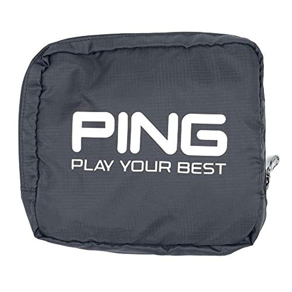 話自慢今PING ゴルフバッグカバー クラブを保護 旅行中 ストラップでバッグ全体を覆う 簡単に持ち運べる ファスナーをポーチに戻して簡単に収納 クラブにかけない G410やG700クラブを保護