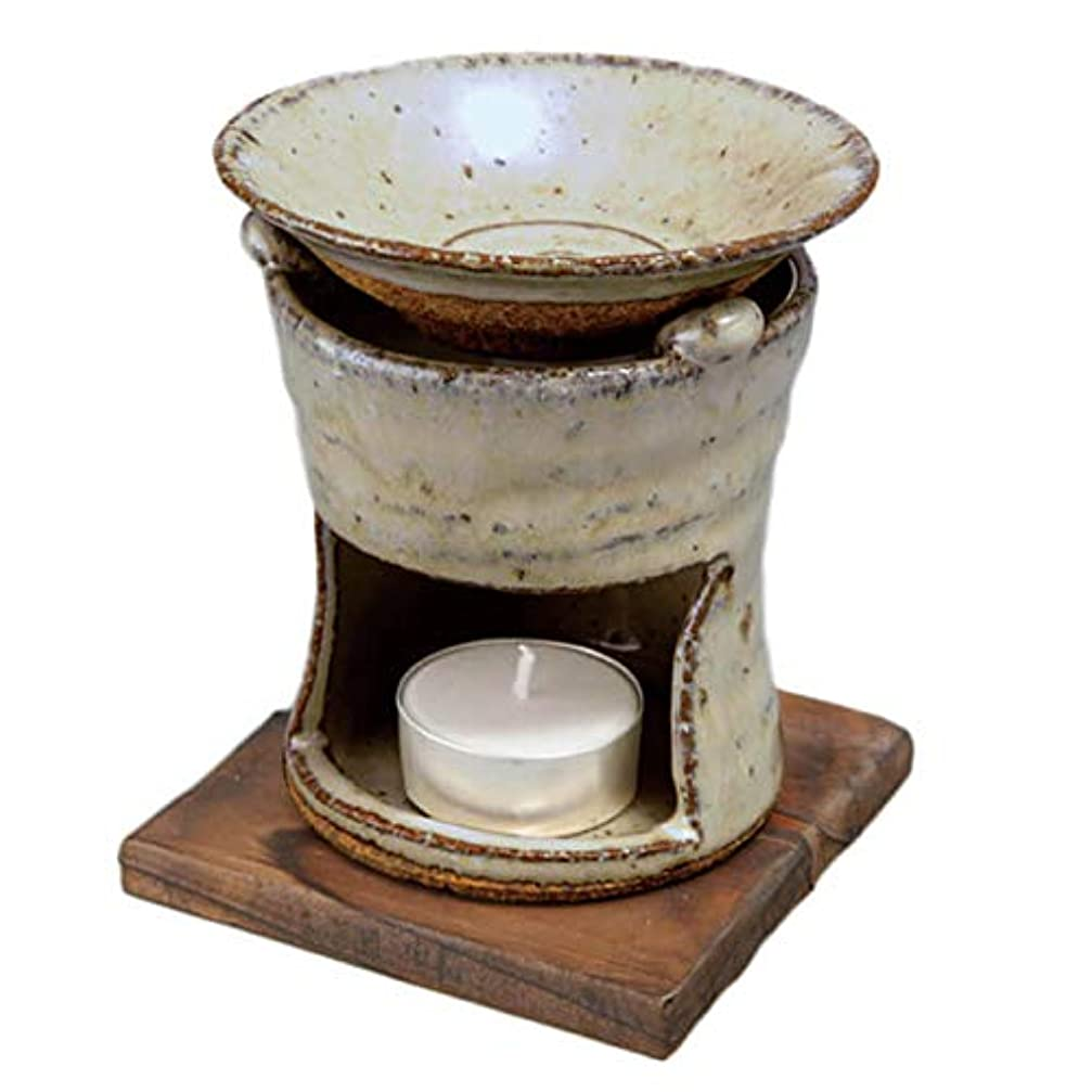 気取らないチャンス復活手造り 茶香炉/茶香炉 伊良保/アロマ 癒やし リラックス インテリア 間接照明