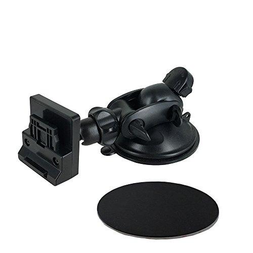 Movaics(モバイクス)ユピテル(YUPITERU) YERA・drive navi・ポータブルナビ用  車載用 取付スタンド(OP-CU100kit代用品)ゲル吸盤タイプ [02G-YE4] 02G-YE4