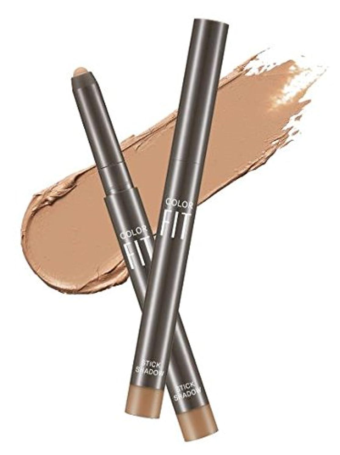 療法フェードバスルーム#Coconut Coffee ミシャ カラーピットスティックシャドウ MISSHA Color Fit Stick Shadow [並行輸入品]