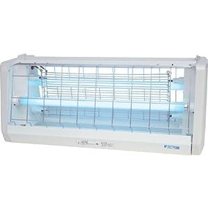 朝日 電撃殺虫器 屋内用 30W 2灯式 A30