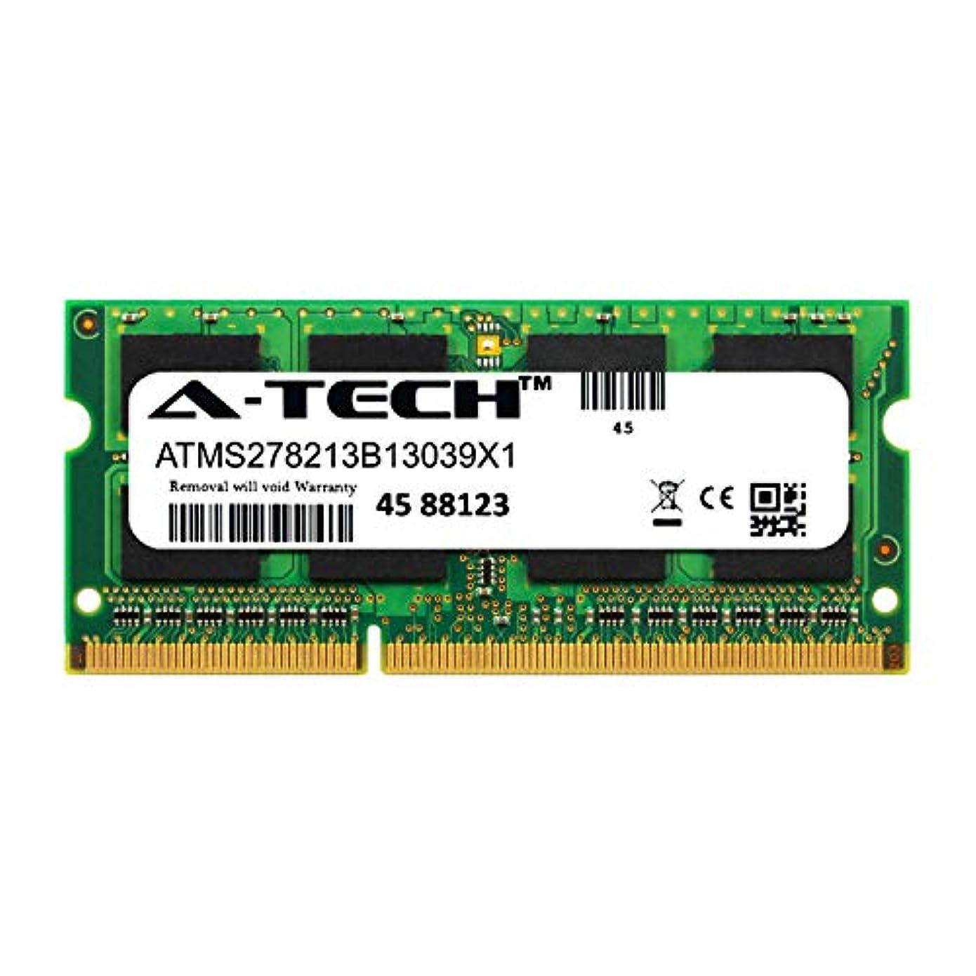 オークランドあいさつ固体A-Tech 4GB モジュール Dell Latitude E6540 ノートパソコン & ノートブック 互換 DDR3/DDR3L PC3-14900 1866Mhz メモリー RAM (ATMS278213B13039X1)