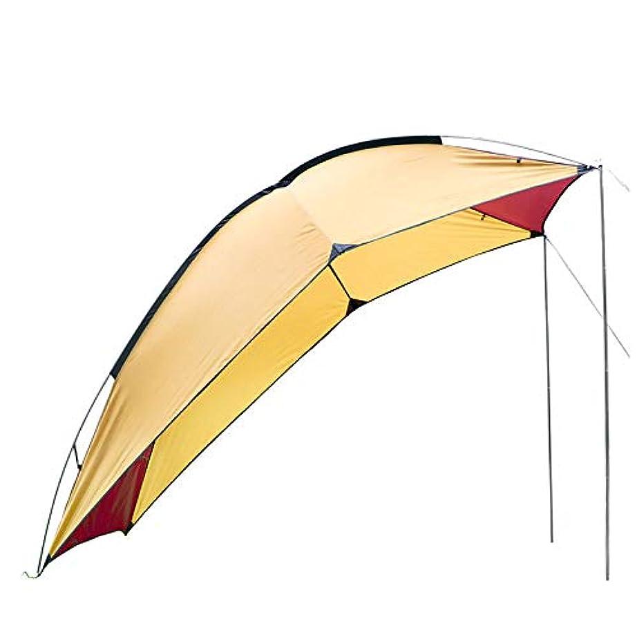 胚芽警察署花弁Beautyrain 耐久性のある車のテント折りたたみテント自走走行テントキャンプ2色