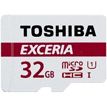 TOSHIBA microSDHCカード 32GB Class10 UHS-I対応 (最大転送速度48MB/s) 5年保証 (国内正規品) MU-F032GX