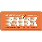 クラシエ フリスクオレンジミント 50粒×12個