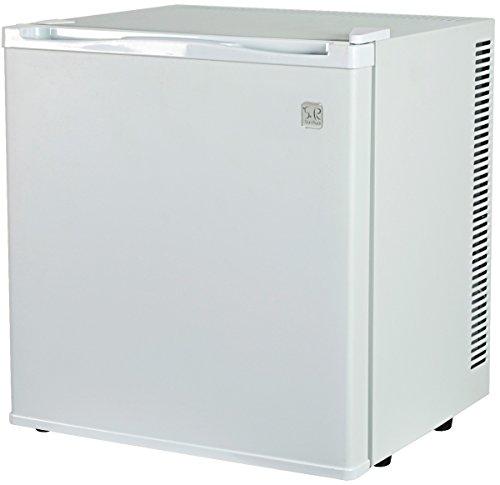 Sun Ruck (サンルック) 無音 無振動 1ドア電子冷蔵庫 冷庫さんcute 20L ペルチェ方式 ホワイト SR-R2001W