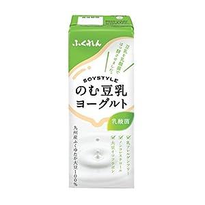 ふくれん のむ豆乳ヨーグルト 200ml×24個