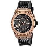[Hydrogen] 腕時計 OTTO ブラック文字盤 HW224005 メンズ ブラック
