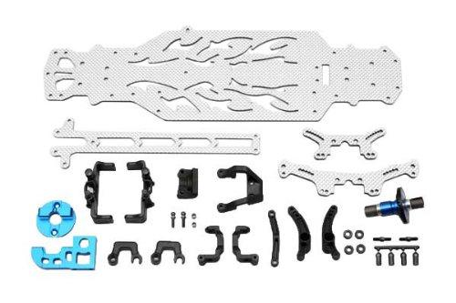 """ヨコモ ドリフトパッケージ用""""イマドキ""""コンバージョン SSG(切れ角アップステアリングセット付)"""