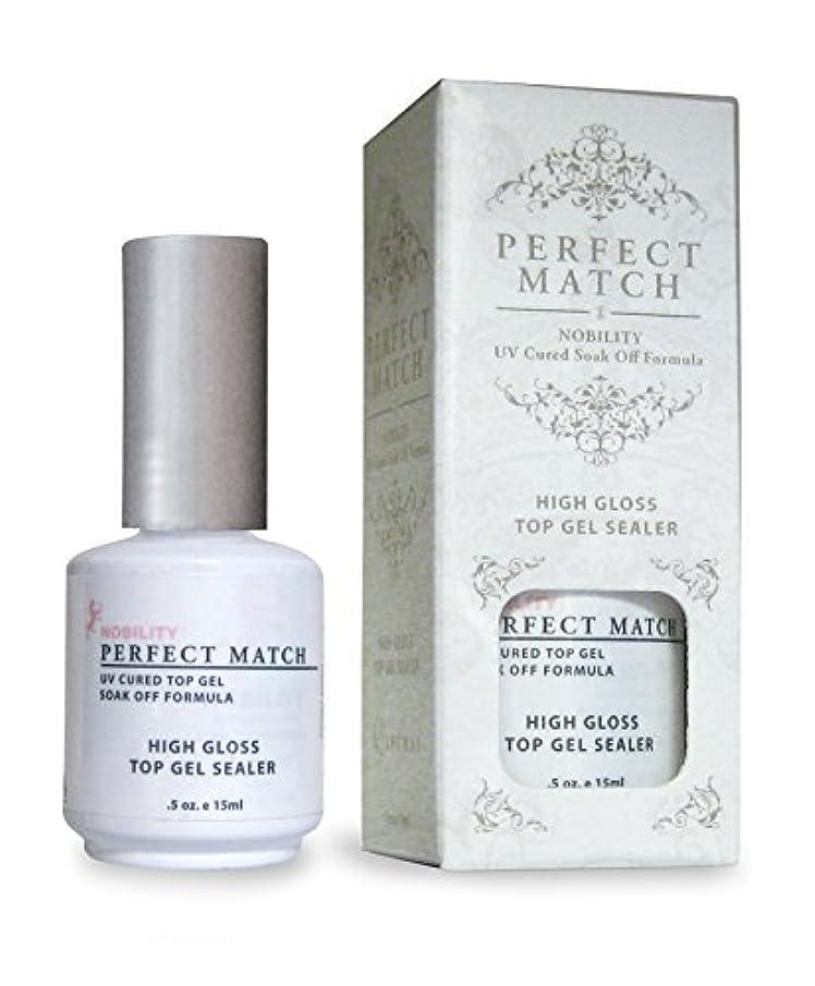 魅力取り出すやめるLECHAT Perfect Match High Gloss Top Sealer, 0.5 Ounce