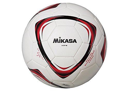 サッカーボール 4号 ホワイト 1球