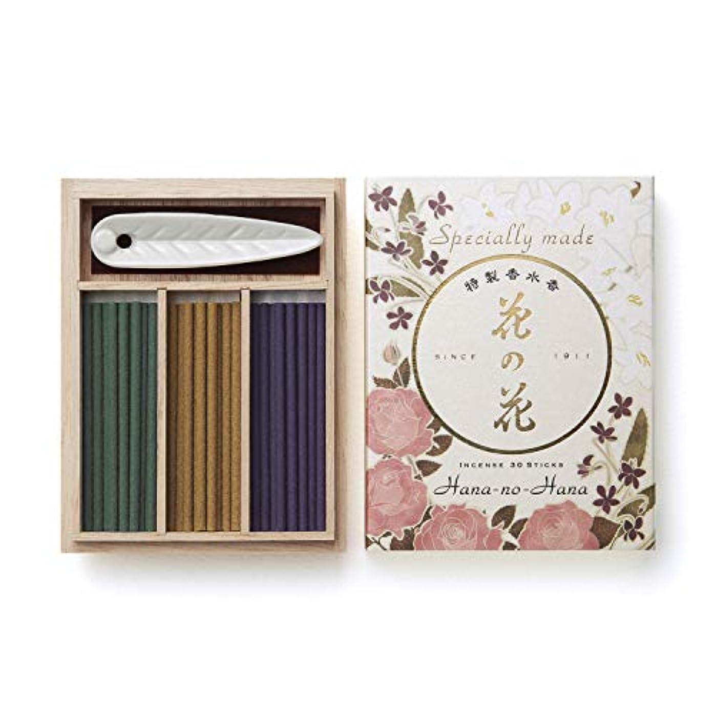 噛むスチール編集する日本香堂 特製 花の花 三種入 スティック30本入 ばら?ゆり?すみれ