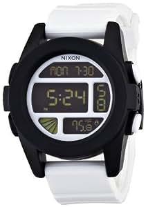 [ニクソン]NIXON UNIT: WHITE/BLACK NA197127-00 メンズ 【正規輸入品】