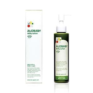 ALOBABY アロベビー ミルクローション 150ml