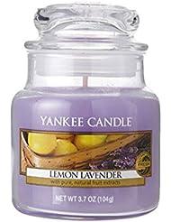 ヤンキーキャンドル 正規品 YCジャーS Lラベンダー (YK0030530 4901435928241)