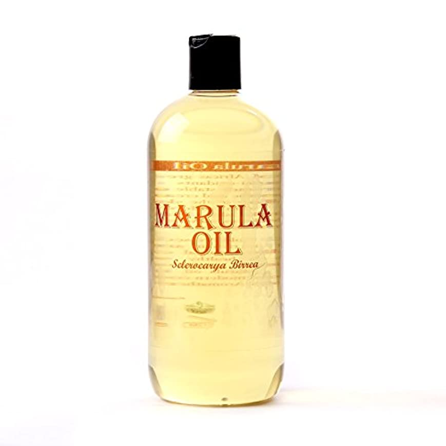どんよりした抗生物質盗賊Mystic Moments | Marula Carrier Oil - 1 Litre- 100% Pure