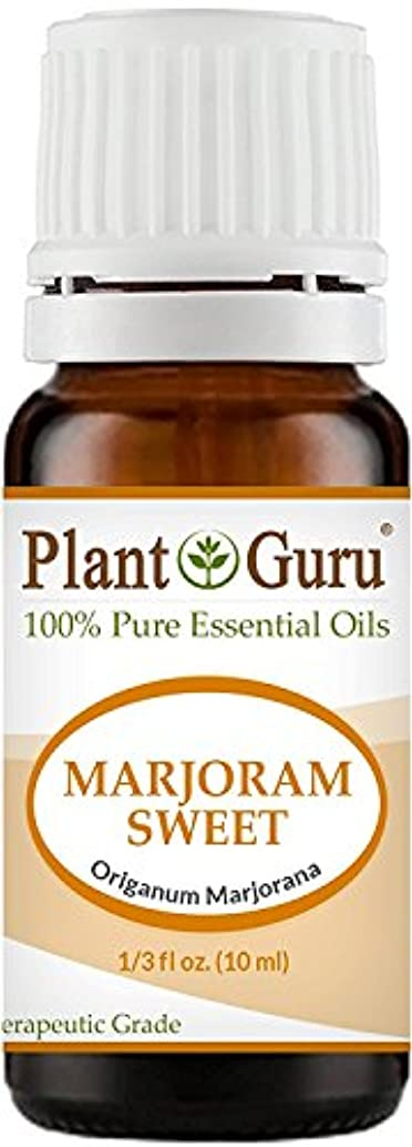 所属夫エトナ山Marjoram Sweet Essential Oil. 10 ml. 100% Pure, Undiluted, Therapeutic Grade. by Plant Guru