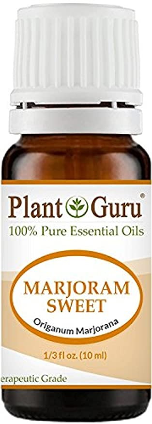 オゾン自分のオーストラリアMarjoram Sweet Essential Oil. 10 ml. 100% Pure, Undiluted, Therapeutic Grade. by Plant Guru