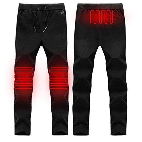 ヒーターパンツ 充電式電熱パンツ 防寒インナーパンツ 防寒パンツ 電熱ホットパンツ...