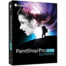 PaintShop Pro Ultimate 2018
