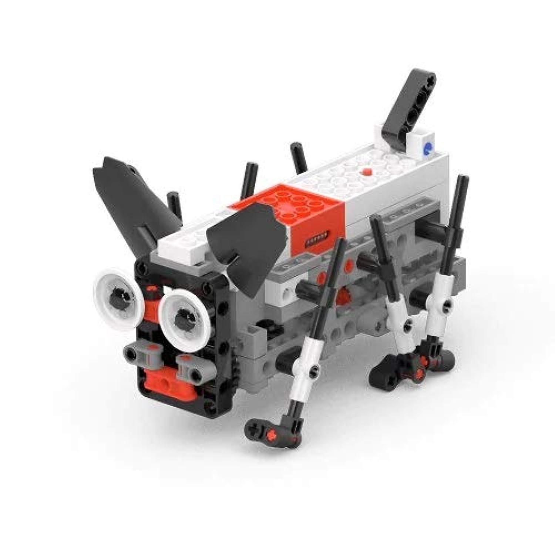 ACHICOO ブロックおもちゃ 理性的 DIY 電気 プログラミング パズル 組み立てます 子供