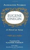 Eugene Onegin: A Novel in Verse (Bollingen Series)