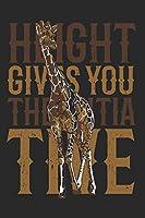Terminplaner 2020: Terminkalender fuer 2020 mit Giraffe Cover | Wochenplaner | elegantes Softcover | A5 | To Do Liste | Platz fuer Notizen | fuer Familie, Beruf, Studium und Schule