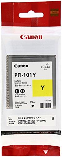 インクタンク イエロー PFI-101Y 0886B001