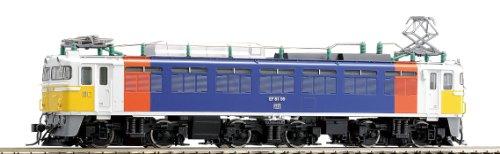 【トミックス】(HO-192)JR EF81形電気機関車(カシオペア色・プレステージモデル)TOMIX鉄道模型HOゲージ