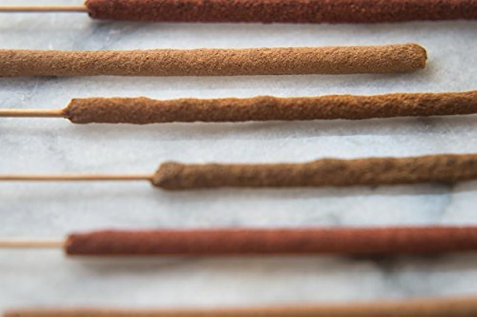 月曜日瞳バナナAll Natural Incense Sticks - Sample Pack 15 Scents 30 Sticks - Premium Hand-Rolled Herbal Incense Sticks [並行輸入品]