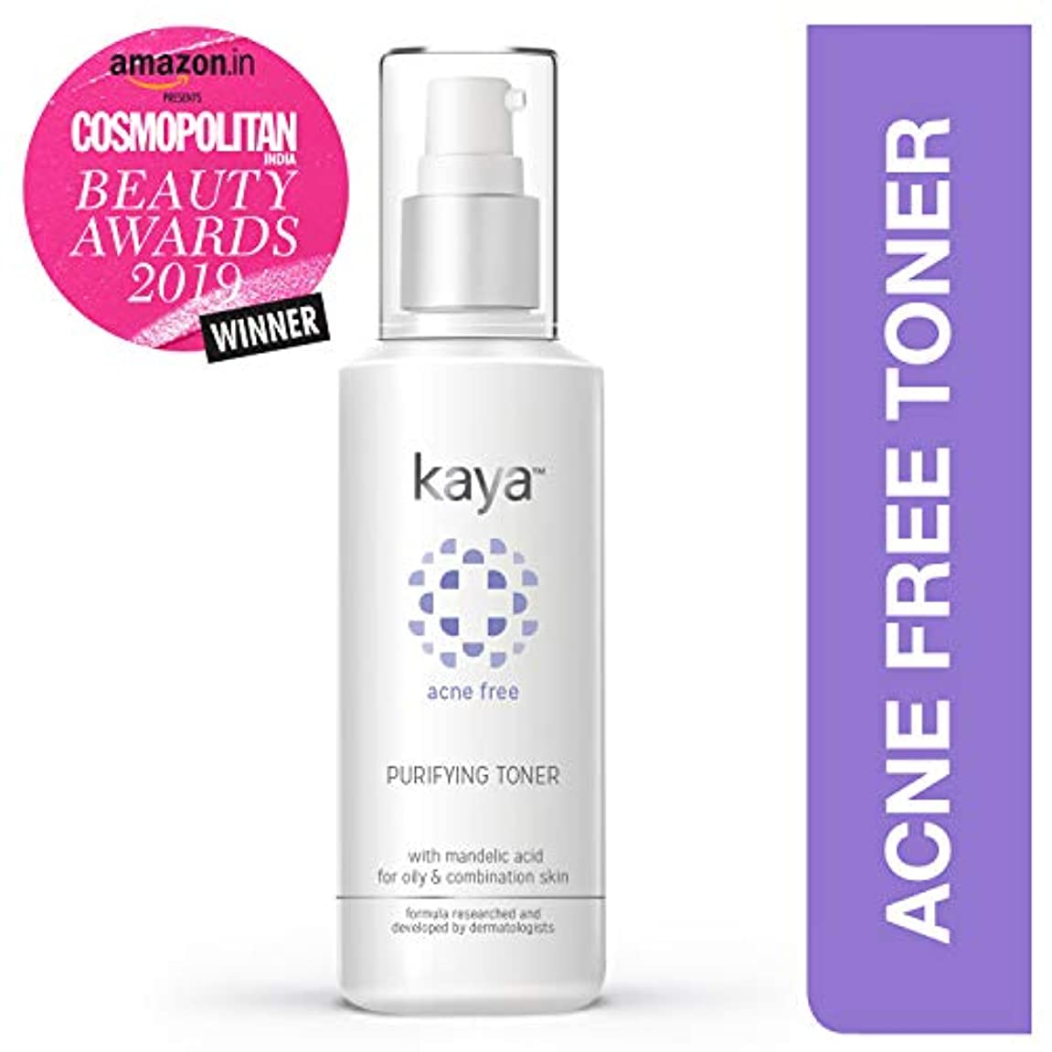みすぼらしい排除カナダKaya Clinic Acne Free Purifying Toner, 100ml