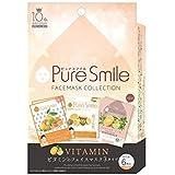 ピュア スマイル Pure Smile 10thアニバーサリー スペシャルボックス ビタミン 6枚入り