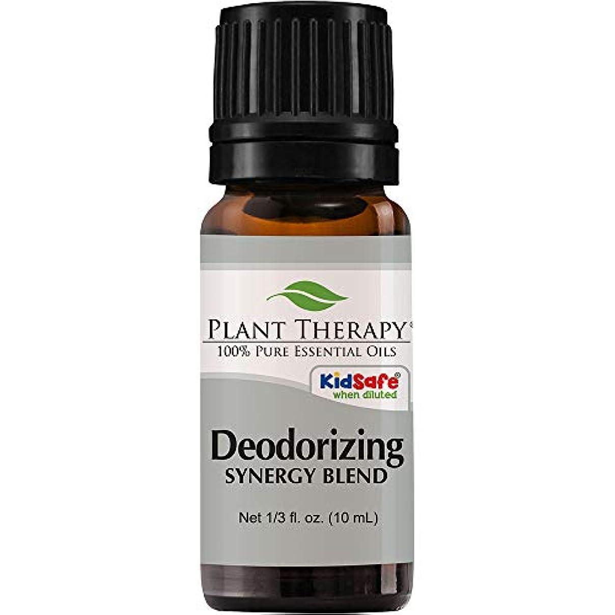 ホテル修道院永遠にDeodorizing Synergy Essential Oil 10 ml (1/3 oz). 100% Pure, Undiluted, Therapeutic Grade (Blend of: Palmarosa...