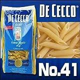 ディチェコ(DE CECCO) s No.41 ペンネ リガーテ 500g