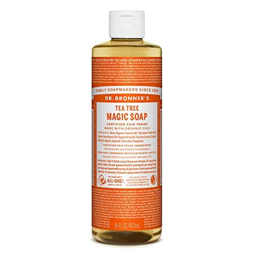 ドクターブロナー マジックソープ(magic soap) ティートゥリー 473ml ネイチャーズウェイ