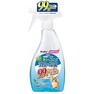 ペティオ (Petio) ハッピークリーン 犬オシッコ・ウンチのニオイ 消臭&除菌 500ml