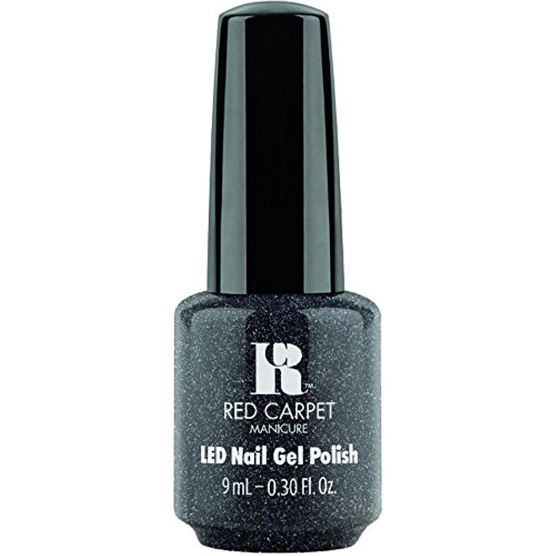 わざわざ怪物パースRed Carpet Manicure - LED Nail Gel Polish - Star Gazer - 0.3oz / 9ml